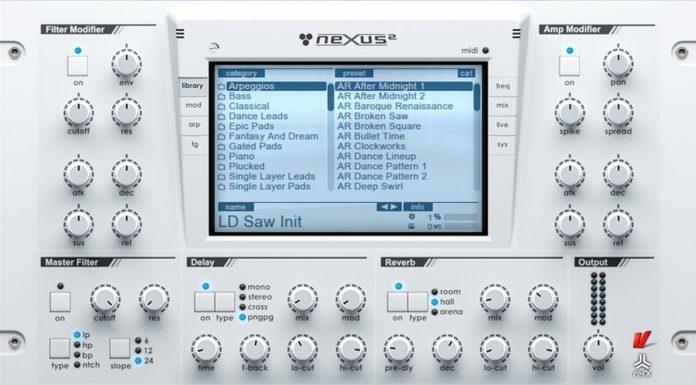 REFX Nexus VST Plugin -Download Free Nexus VST ?