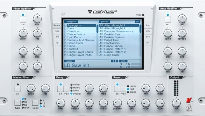 REFX Nexus VST Plugin -Download Free Nexus VST ?