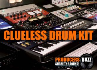 Clueless Hip Hop Drum Samples