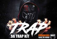 sg trap drum kit