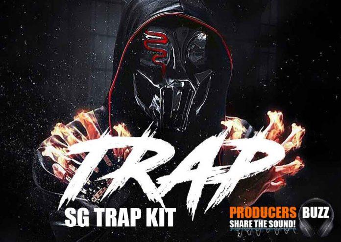 sg trap drum kit