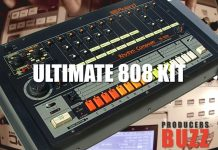 Ultimate 808 Drum kit