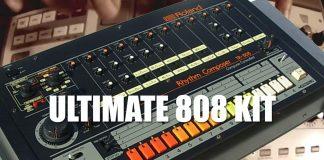 Ultimate 808 Drum kit
