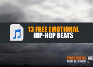 Top Free 13 Emotional Story Telling Hip-Hop Beats