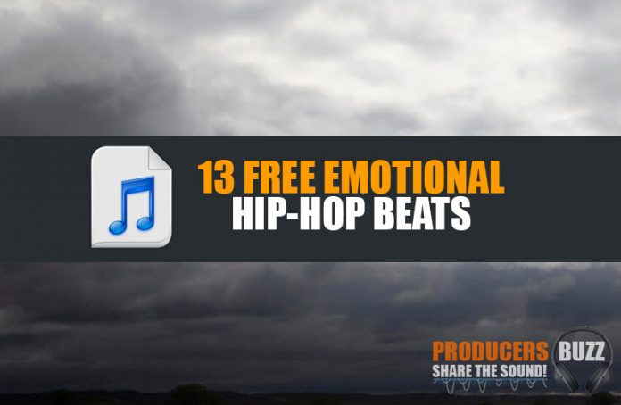 Top Free 13 Emotional Story Telling Hip-Hop Beats - Producers Buzz