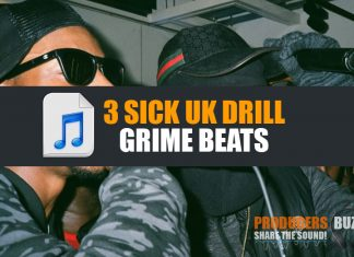 3 Sick UK Drill Grime Beats For Free Download