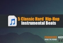 5 Classic Hard Dr Dre Style Hip-Hop Instrumental Beats