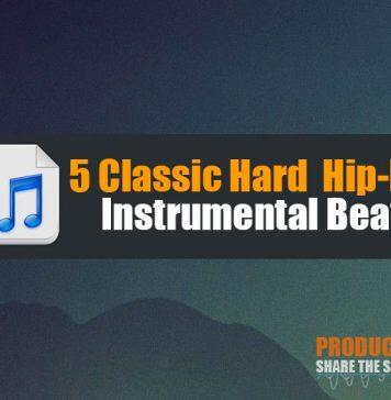 5 Classic Hard Dr Dre Style Hip-Hop Instrumental Beats