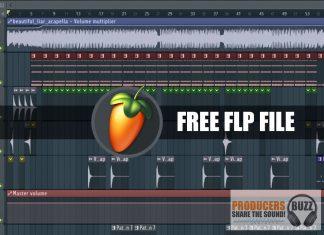 Beautiful Liar Beyonce & Shakira FL Studio Project FLP File