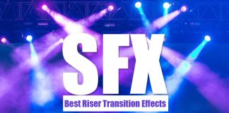 Free Sound Effects Best Riser Transition Effects