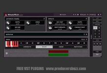 MAutoPitch Free Pitch Correction VST Plugin