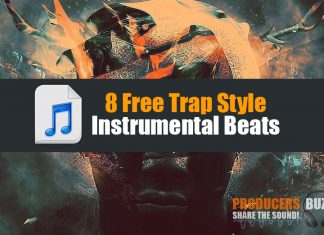 Top 8 Trap Style Instrumental Beats For Free Download