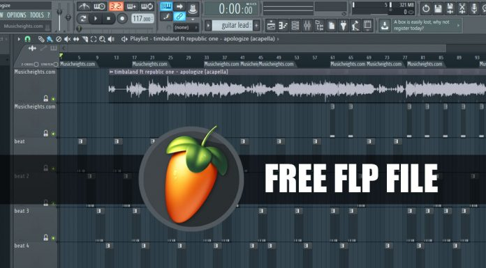 apologize one republic fl studio project file flp