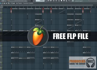 Beautiful girl Sean Kingston FL Studio Project File