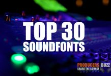 Top 30 Free Modern Music Production SF2 SoundFonts