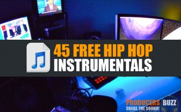 Download 45 Free Hip Hop Instrumental Beats