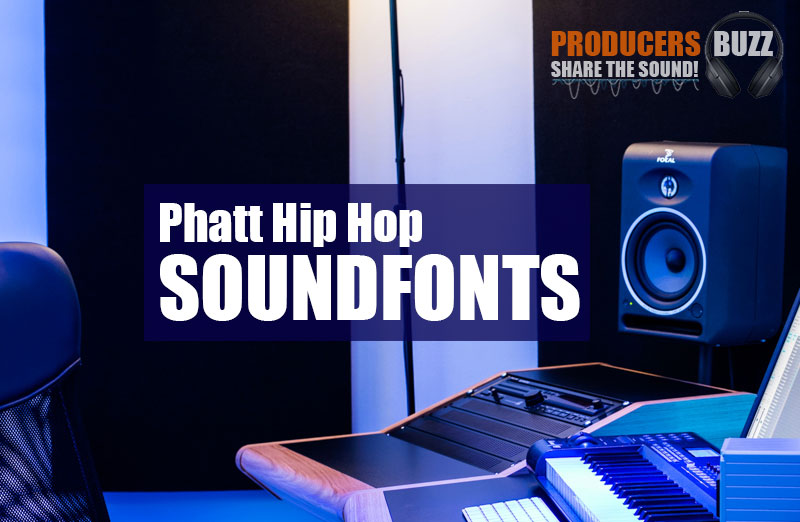 Emu Planet Phatt Best Hip-Hop Soundfont SF2 File - Producers Buzz