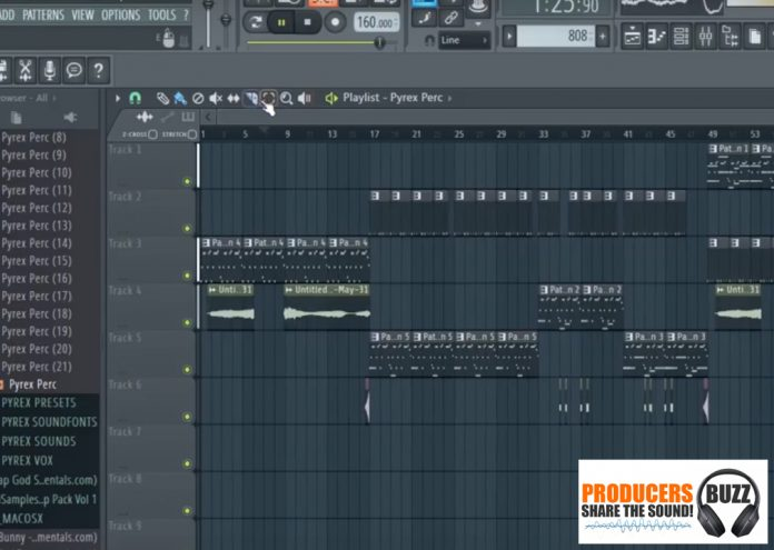 fl studio tutorial post malon beat in fl-studio