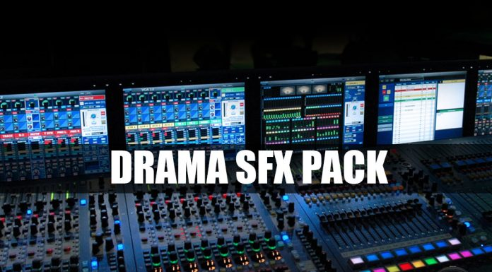 Free Sound Effects (SFX) Drama Selection Pack