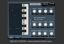 Gnap Free Auto-Tune Vocal Harmonizer VST Plugin - Producers Buzz