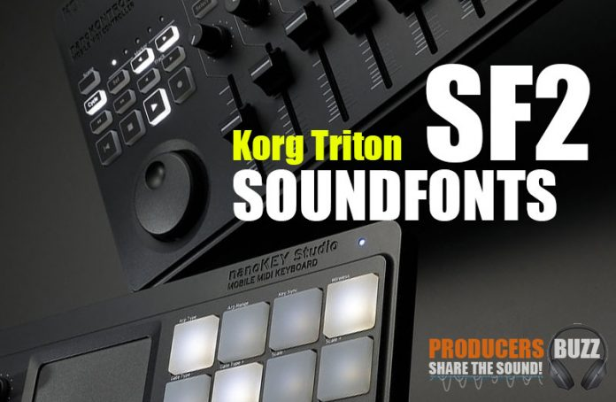 Top 3 Free Piano Soundfont SF2 Files (Korg Triton)
