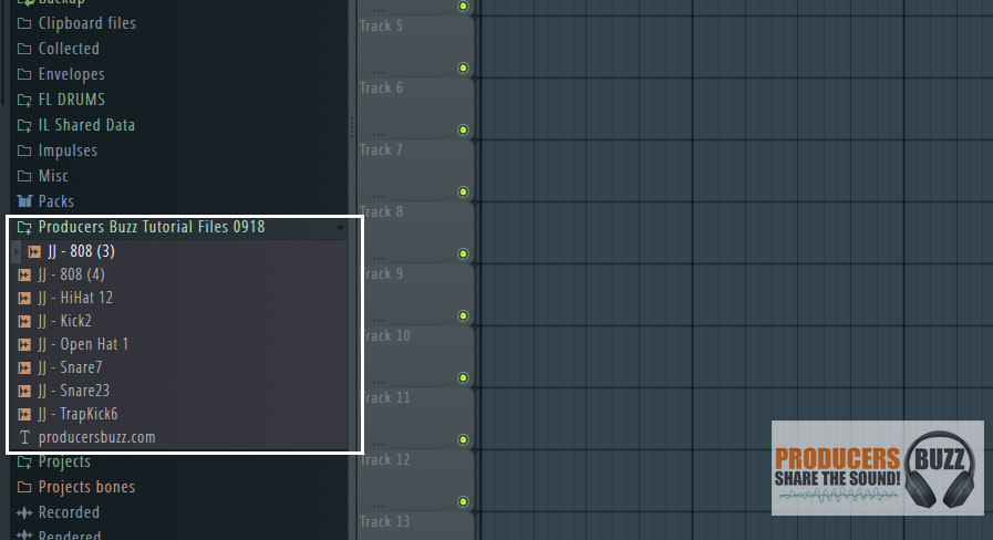 free fl studio drum loops