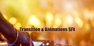 Free Transition & Animations Sound Effects SFX