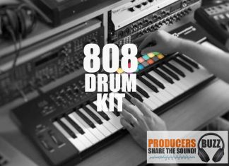 FREE 808 Hip-Hop Drum Kit