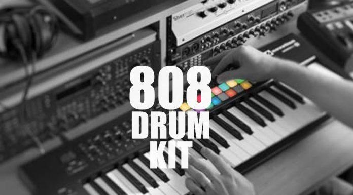 FREE 808 Hip-Hop Drum Kit