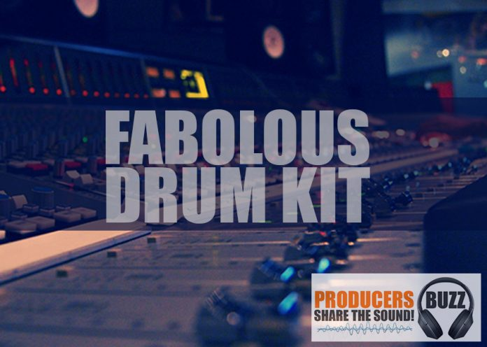 Free Fabolous Hip-Hop Drum Kit