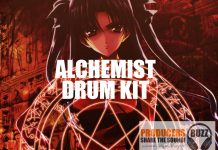 Free Alchemist Trap Drum Kit