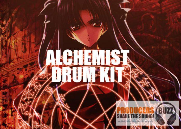 Free Alchemist Trap Drum Kit