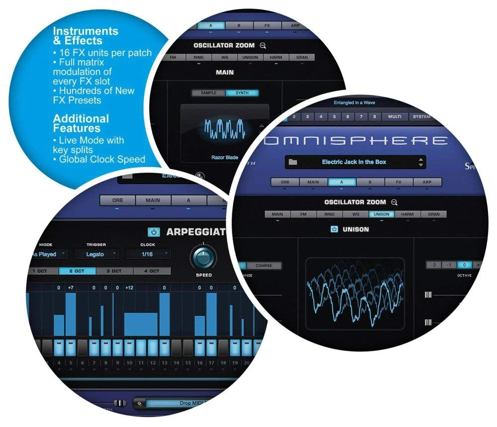 Spectrasonics Omnisphere 2 VST Plugin - Producers Buzz
