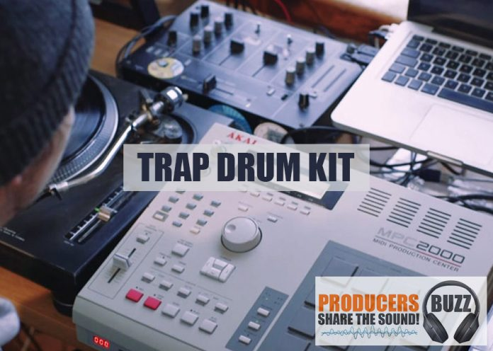 FREE Trap Drum Kit & Free Trap Drum Samples
