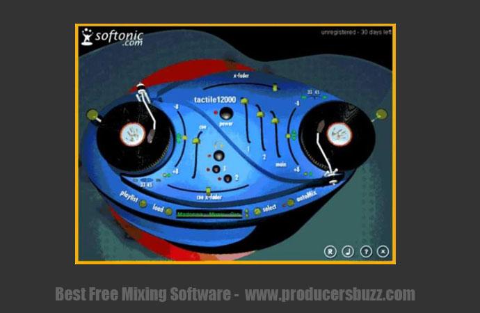Tactile12000 Free Dj Software