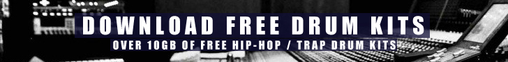 Download Free Hip-Hop Drum Kits and Trap Drum Sample Kits / Loops