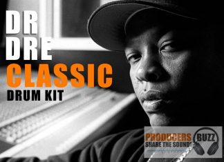 Dr Dre Classic Hip-Hop Drum Kit