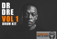 Dr Dre Drum Sample Kit Vol 1