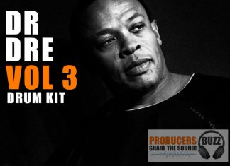 Dr Dre Drum Kit Vol 3 | Free Dr Dre Drum Samples