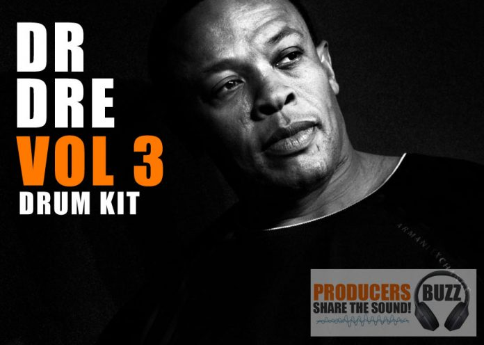 Dr Dre Drum Kit Vol 3 | Free Dr Dre Drum Samples