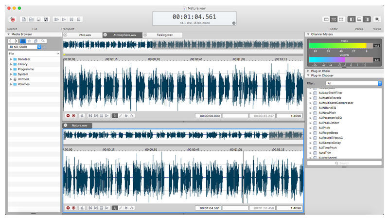 Sound Forge Free Audio Recording Software