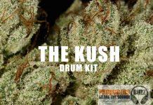 The KUSH Free Hip-Hop Drum Kit