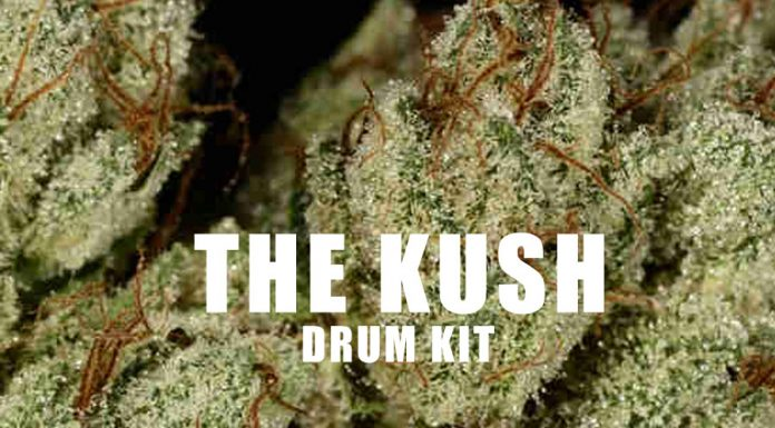The KUSH Free Hip-Hop Drum Kit