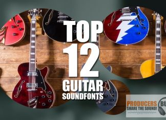 top modern free soundfonts sf2 files producers buzz