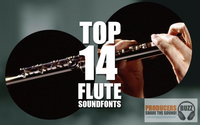 Top 14 Free Flute Soundfonts SF2