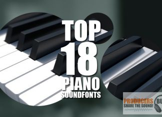 Top 18 Free Piano Soundfonts SF2