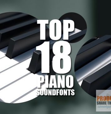 Top 18 Free Piano Soundfonts SF2