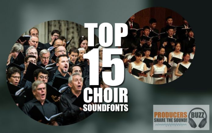 Top 15 Free Choir Soundfonts SF2
