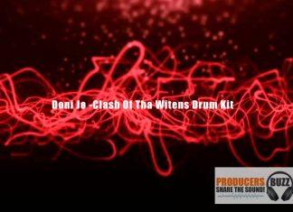 Doni Jo FREE Trap / Hip-Hop Drum Kit