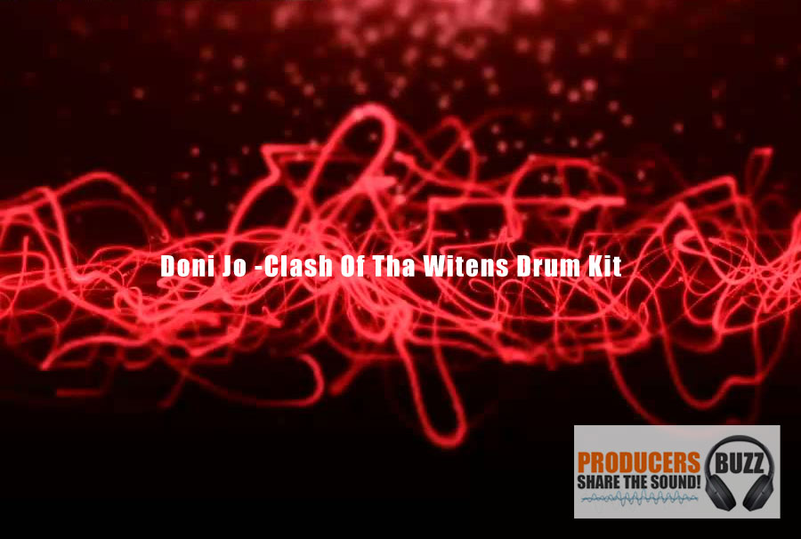 Doni Jo FREE Trap / Hip-Hop Drum Kit - Producers Buzz